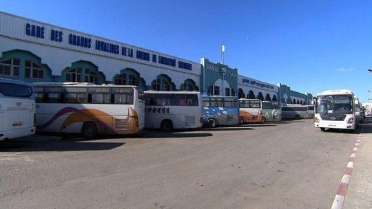 وزير النقل يستقبل ممثلي النقل البري حول التحويل الى السيرغاز