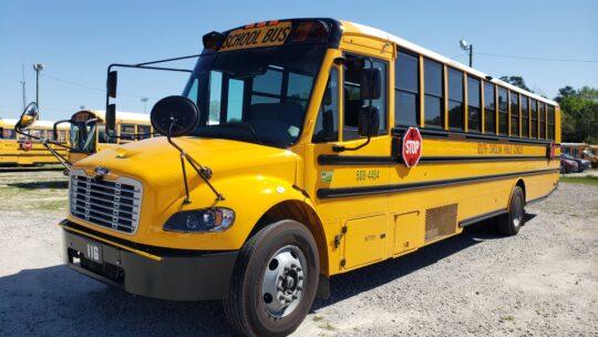 الولايات المتحدة الأمريكية: ولاية كارولينا الجنوبية تضيف 235 حافلة إلى غاز البترول المسال